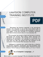 Envision Computer Training Institute