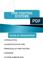 Fire Fighting Presentation