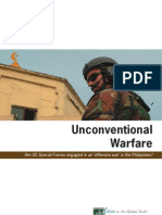 Unconventional Warfare Philippines
