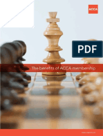 ACCA Membership :Benifits and advantages