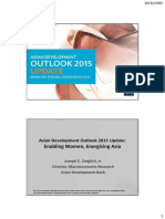 「アジア経済セミナー」(2015年11月26日)配布資料