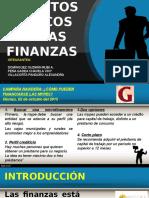 Aspectos Basicos de Las Finanzas