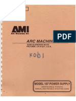 AMI Power Supply 107