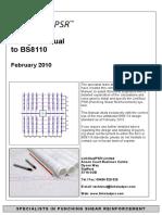 LinkStudPSR_Design Manual to BS8110