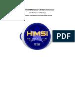 SOP Himpunan Mahasiswa Sistem Informasi UINJKT