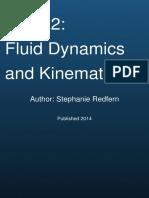 Unit 02 Fluid Dynamics and Kinematics by Stephanie the Saylor Mechanic