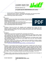 Pembahasan UB INTROP 2012