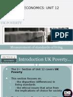 Measurement of Standards of Living