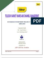 Idea Report
