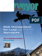 Risk Management for Land SurveyorCalSurv149