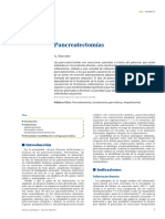 Pancreatectomías