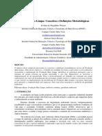Produção Mais Limpa Conceitos e Definicoes Metodologicas
