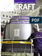 Thrust Reverser Repair Process & Economics [Aircraft Commerce]