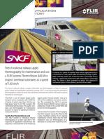 SNCF Inspectie IR La 140km/h