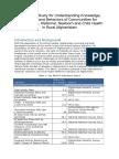 FGDs Report