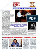 Crisis Zimbabwe Briefing Issue 43 110915