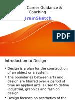 Design Career Guidance & Coaching
