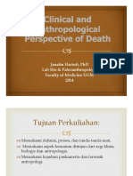 Anthropology of Death_Janatin 2014