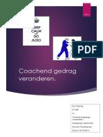 coachend gedrag      veranderen