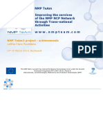 NMPTeAm2 Presentation