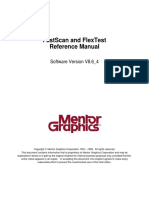 FastScan and FlexTest Reference Manual