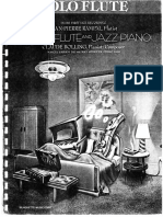 Bolling-Suite for Flute - Piano