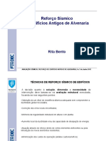 Fundec Reforco Sismico de Ed Antigos Alvenaria