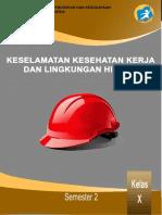 K3 Dan Lingkungan Hidup
