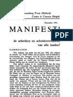 Manifest! MLL-Front [1941]
