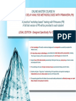 Brochure - Master Course in Delay Analysis - LEGAL EDITION