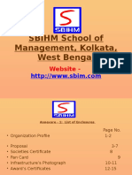 Best Hotel Management Institute In West Bengal | Sbihm