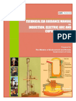 EIA Guidance for Induction Electric Arc Cupola Furnace