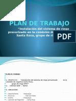 Plan de Trabajo Santa Rosa Gr7