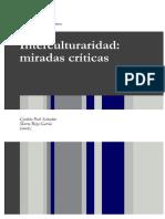 Pech Salvador Cynthia Y Rizo Garcia Marta - Interculturalidad - Miradas Criticas