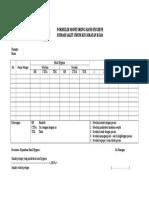 FORMULIR Monitoring Cuci Tangan