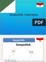 Presentasi Geopolitik Indonesia