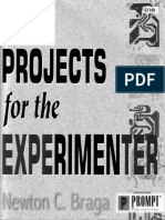 Fun Electronics Projects for the Experimenter (1)