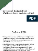 Kedokteran berbasis bukti