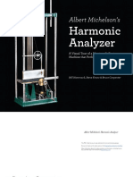 Albert Michelsons Harmonic Analyzer