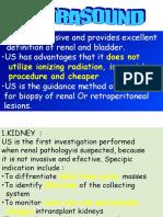 K - 3 USG International (Radiologi)