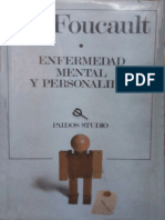 Foucault, M. - Enfermedad Mental y Personalidad