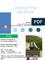 Uji Klinik KP Blok12