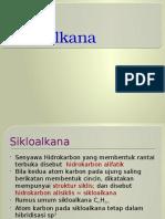 Sikloalkana