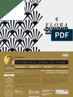 Flora Dunand CV & Portfolio