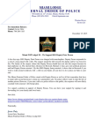 We Support BSO Deputy Peter Peraza 12-15-15