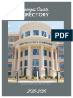 Ga Courts Directory 2015-2016test2