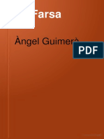 La Farsa - Angel Guimerà