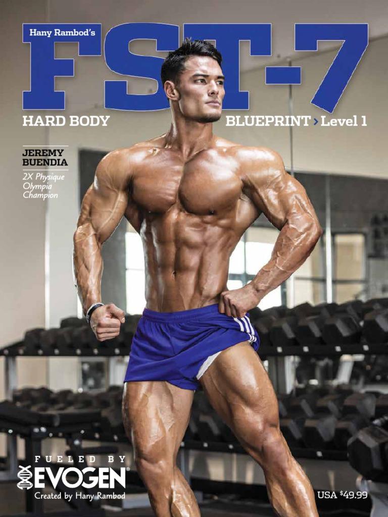 Fst7blueprintm F Muscle Hypertrophy Muscle