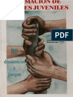 Montenegro, Guido - Formacion de Lideres Juveniles (Dinamicas)