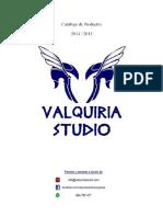 Catálogo Valquiria Studio